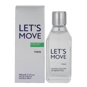 Benetton Lets Move for Men