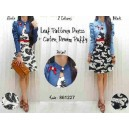 J Leaf pattern dress @115rb blazer cotton denim+dress matt spandex korea