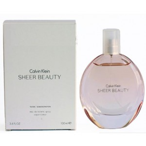 Calvin Klein Sheer Beauty for Women (tester)