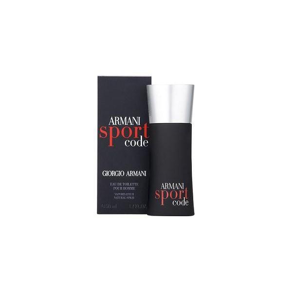giorgio armani code sport 50ml jual parfum original. Black Bedroom Furniture Sets. Home Design Ideas