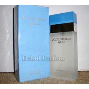 D&G Light Blue Women