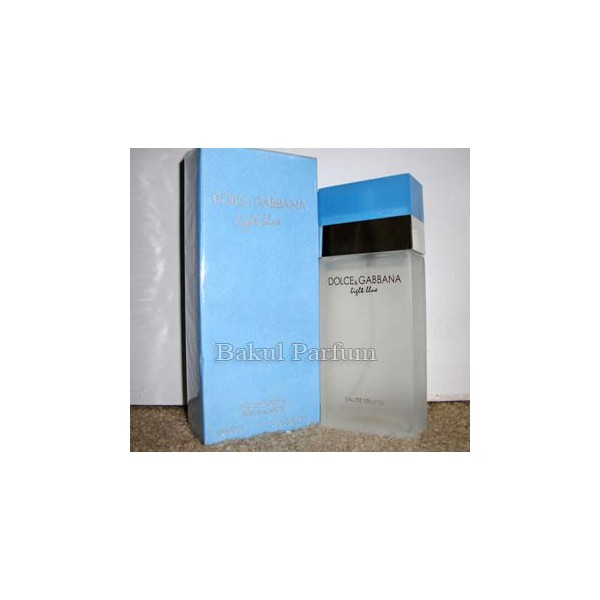 d g light blue women jual parfum original harga parfum. Black Bedroom Furniture Sets. Home Design Ideas