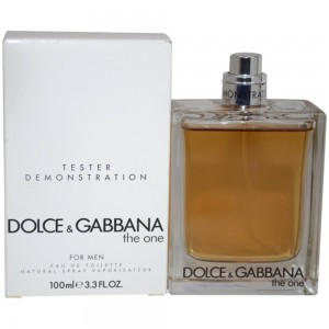 D&G The One Men (tester)