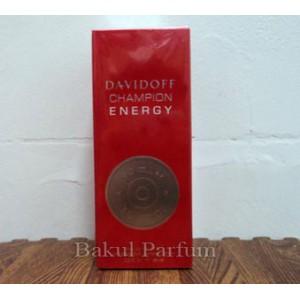 Davidoff Champion Energy for Men