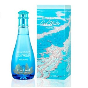 Davidoff Cool Water Coral Reef Edition for Women