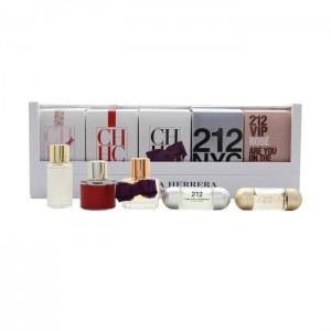 Carolina Herrera Miniatur Set for Women