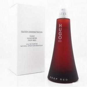 Hugo Boss Deep Red for Women (tester)