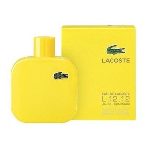 Lacoste L.12.12 Yellow (Jaune) for Men