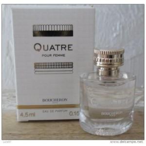 Boucheron Quatre Pour Femme edp (miniatur)