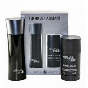 Giorgio Armani Code Men (Giftset)