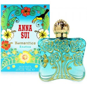 Anna Sui Romantica Exotica For Women