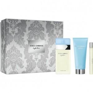 D&G Light Blue Women (Gift Set)