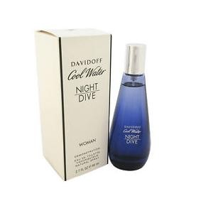 Davidoff cool water night dive for women tester jual - Davidoff night dive ...