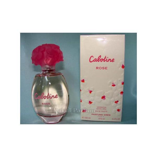 cabotine rose grès