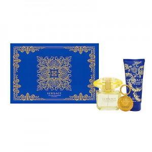 Versace Yellow Diamond Intense for Women (giftset)
