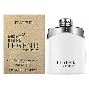 Mont Blanc Legend Spirit For Men (Tester)