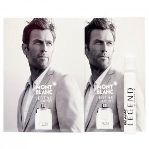 Mont Blanc Legend Spirit For Men (vial)