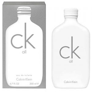Calvin Klein All 200ml for Unisex