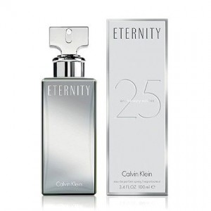 Calvin Klein Eternity 25th Anniversary Edition Women Jual Parfum