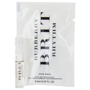 Burberry Brit Rhythm For Women (Vial)