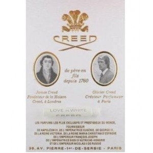 Creed Love in White For Women (Vial)