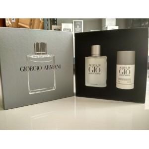 Giorgio Armani Acqua Di Gio Men Isi 2 (Gift Set)