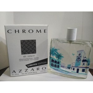 Azzaro Chrome Limited Edition 2014 For Men (Tester)