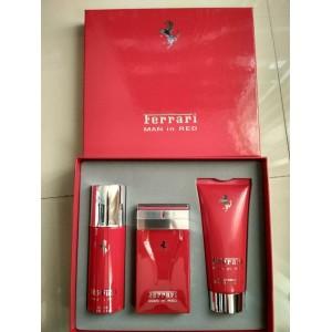 Ferrari Man In Red (Gift Set)