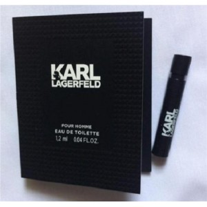 Karl Lagerfeld Pour Homme (Vial)