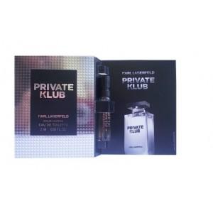 Karl Lagerfeld Private Klub Men (Vial)