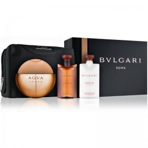 Bvlgari Aqva Amara for Men (Gift Set)