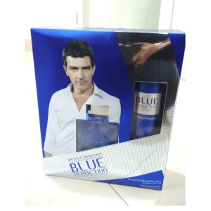 Antonio Banderas Blue Seduction Men (Gift Set)