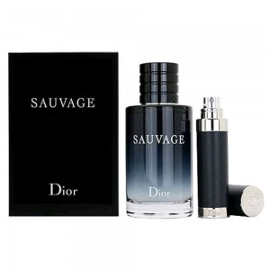 Christian Dior Sauvage For Men (Gift Set)
