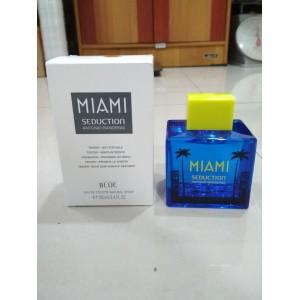 Antonio Banderas Miami Seduction Blue Men (Tester)
