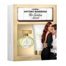 Antonio Banderas Her Golden Secret (Gift Set 02)