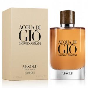Giorgio Armani Acqua Di Gio Absolu 125ml Men
