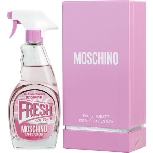 Moschino Fresh Couture Pink For Women