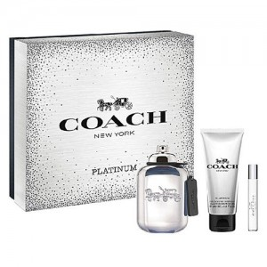Coach Platinum Men (Gift Set)
