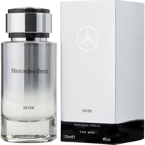 Mercedes Benz Silver for Men