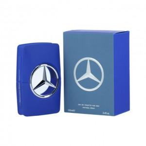 Mercedes Benz Blue Man