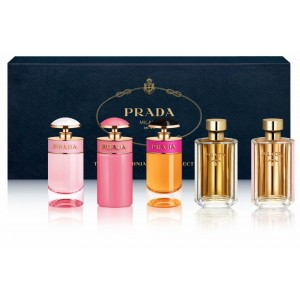 Prada Miniatures Collection Women (Miniatur Set)