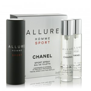 Chanel Allure Homme Sport for Men (Travel Size)