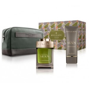 Bvlgari Man Wood Essence (Gift Set 02)