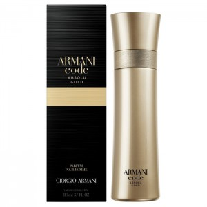 Giorgio Armani Code ABsolu Gold Men