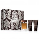 Dolce & Gabbana The One Isi 3 Men (Gift Set)