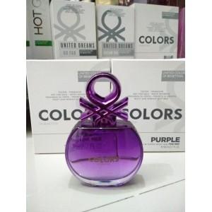 Benetton Colors de Benetton Purple Women (Tester)