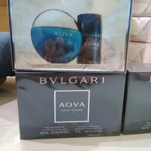 Bvlgari Aqva Isi 2 Men (Gift Set)