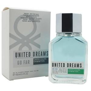 Benetton United Dreams Go Far Men (Tester)
