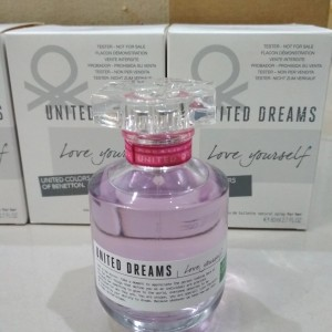 Benetton United Dreams Love Yourself Women (Tester)