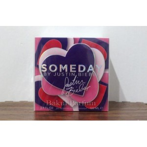 Justin Bieber Someday for Women